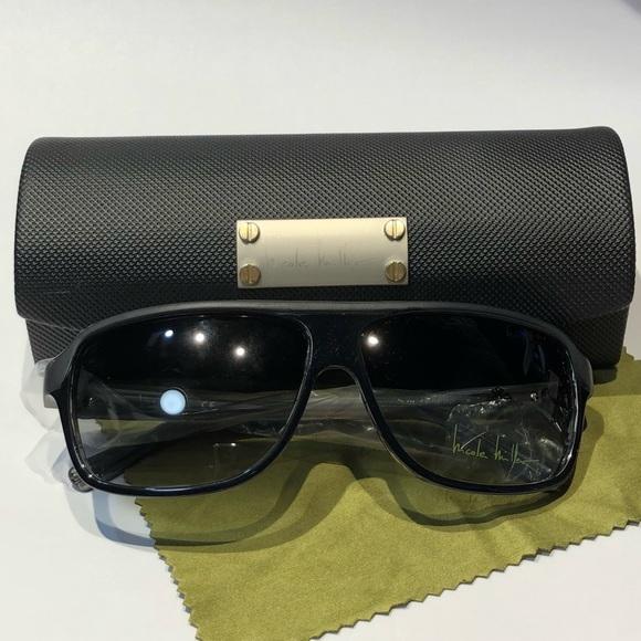 0733e9bc6ccd9 NWT Nicole Miller Vandam Fashion Sunglasses